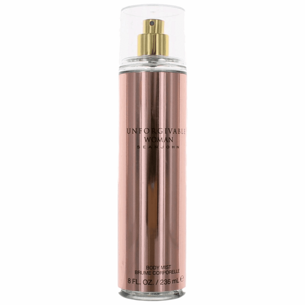 Unforgivable Woman by Sean John, 8 oz Body Mist for Women
