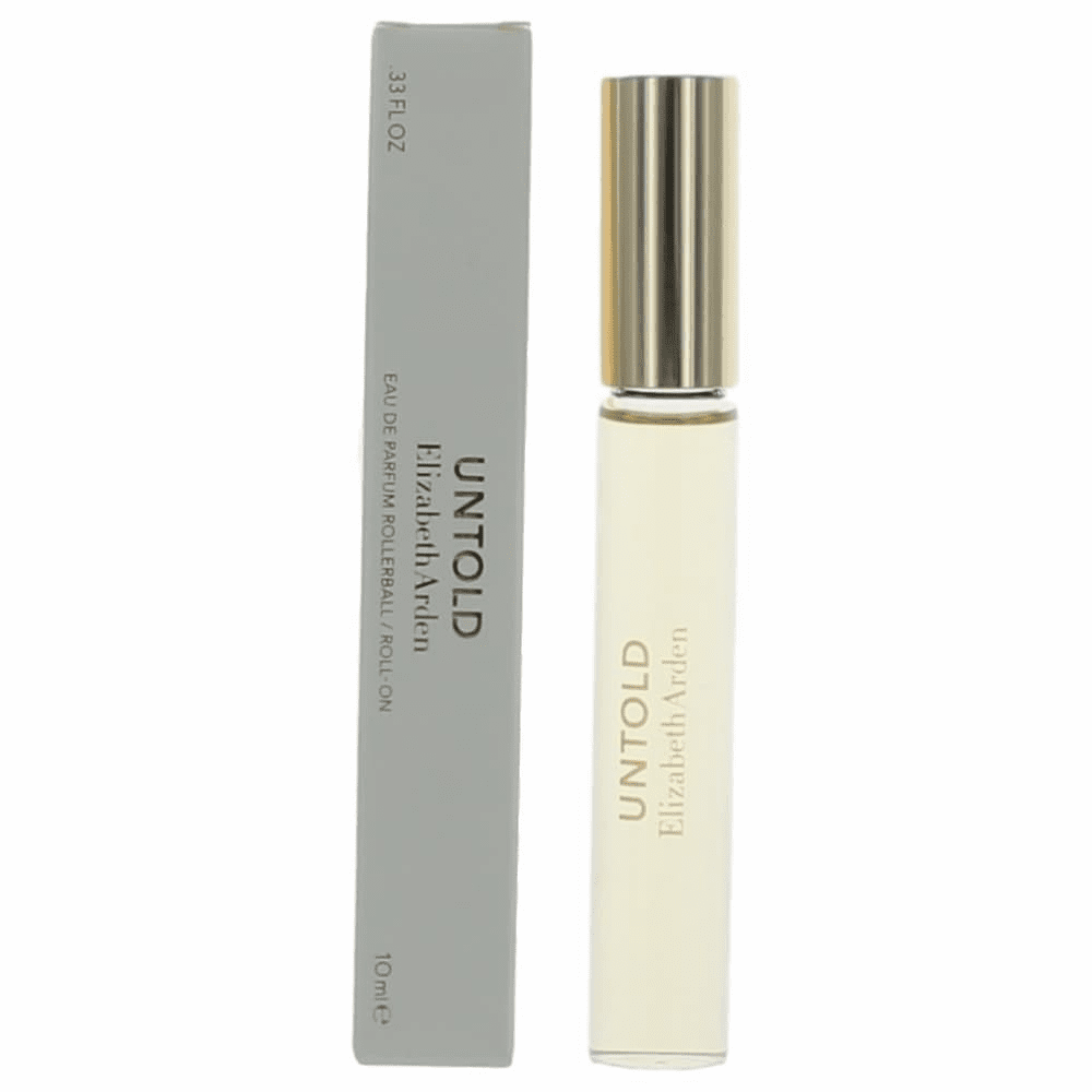 Untold by Elizabeth Arden, .33 oz Eau De Parfum Rollerball for Women