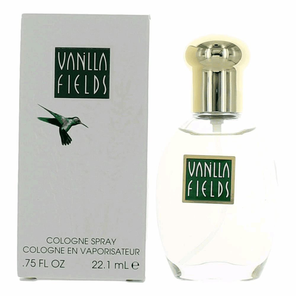 Vanilla Fields by Coty, .75 oz Cologne Spray for Women