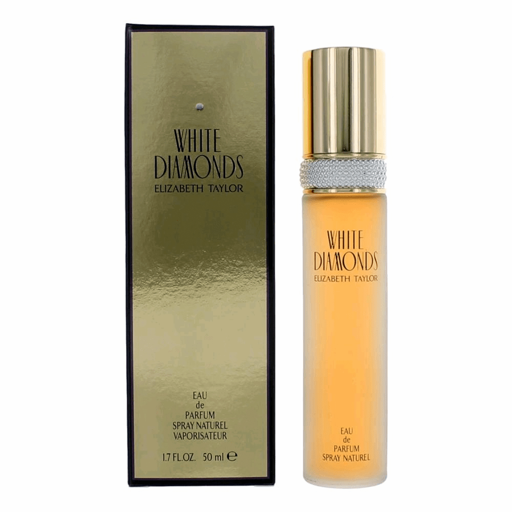 White Diamonds by Elizabeth Taylor, 1.7 oz Eau De Parfum Spray for Women
