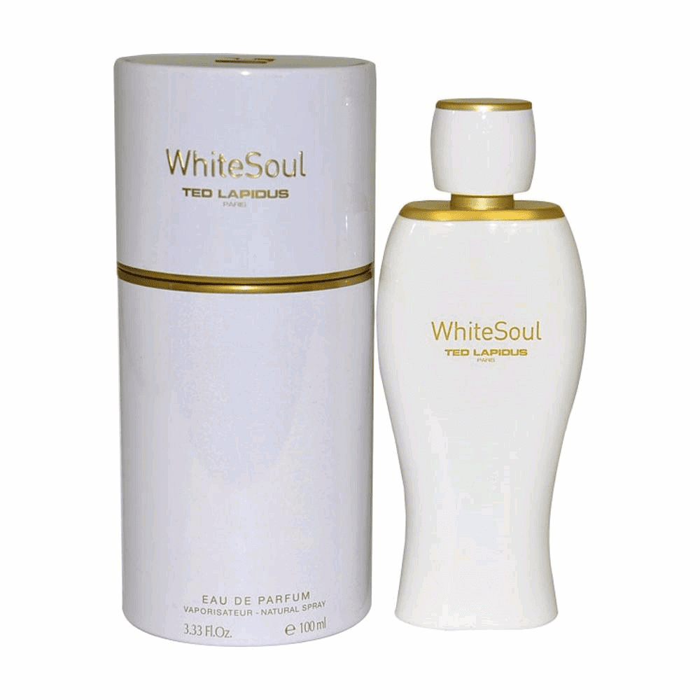 White Soul by Ted Lapidus, 3.4 oz Eau De Parfum Spray for Women
