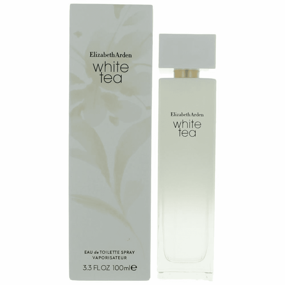 White Tea by Elizabeth Arden, 3.3 oz Eau De Toilette Spray for Women