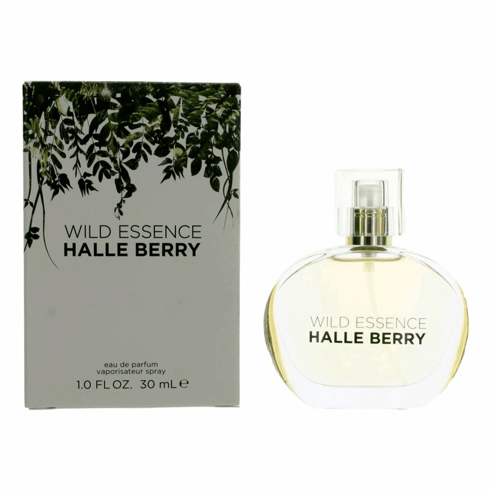Wild Essence by Halle Berry, 1 oz Eau De Parfum Spray for Women