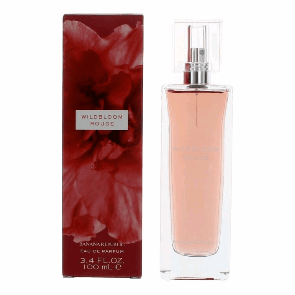 Wildbloom Rouge by Banana Republic, 3.4 oz Eau De Parfum Spray for Women