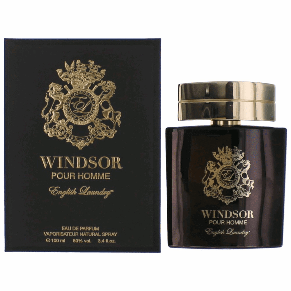 Windsor by English Laundry, 3.4 oz Eau De Parfum Spray for Men