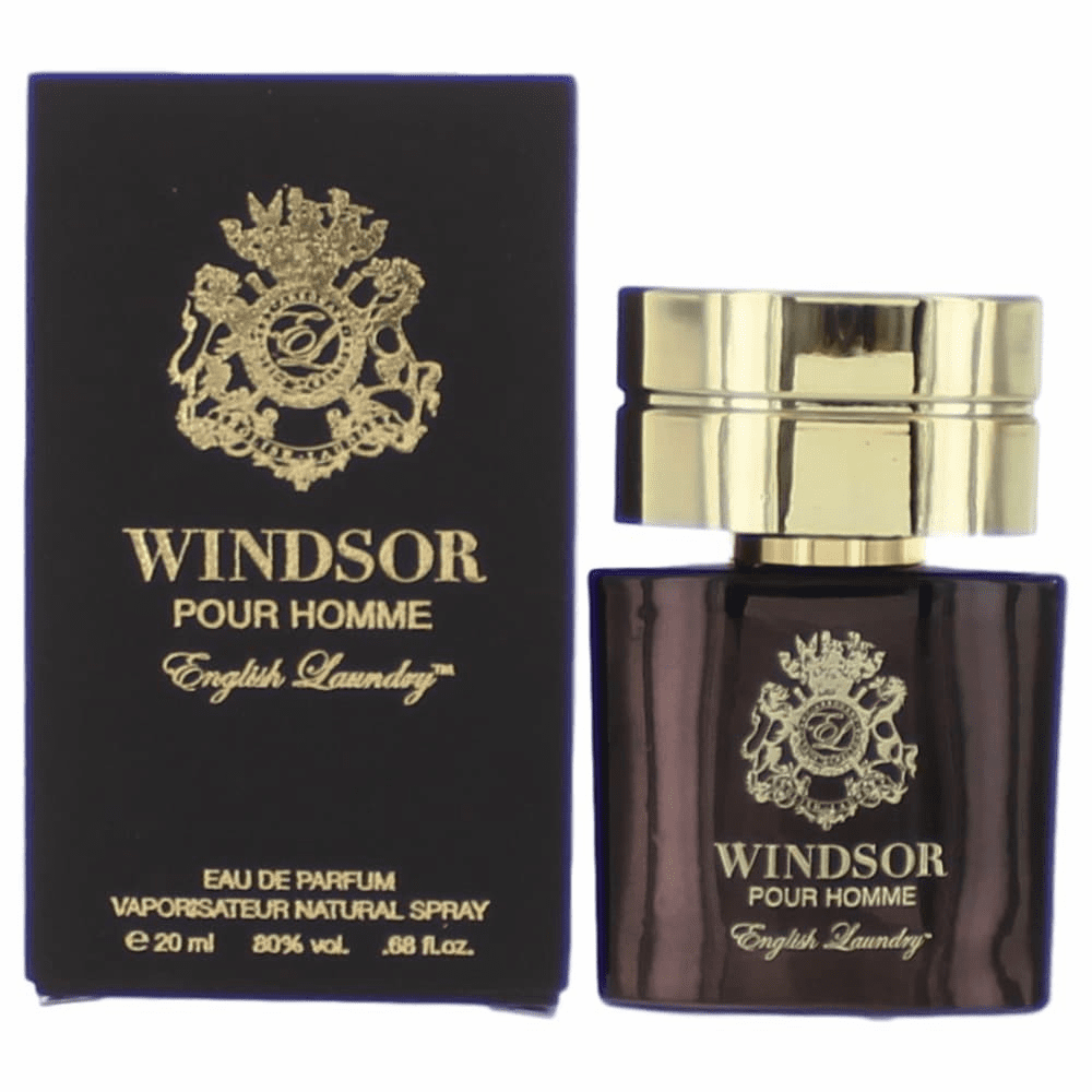 Windsor by English Laundry, .68 oz Eau De Parfum Spray for Men
