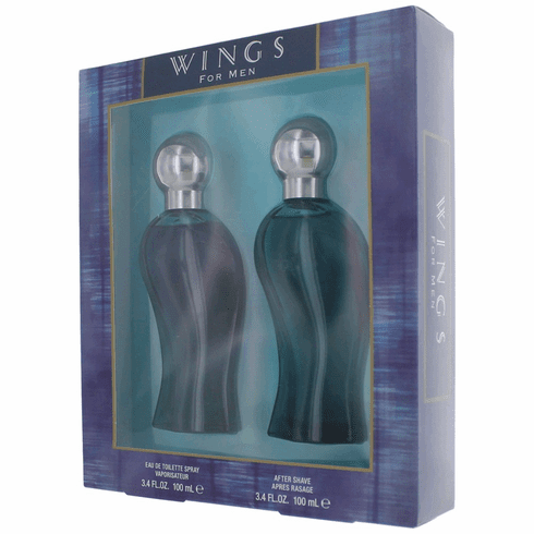Wings by Wings, 2 Piece Gift Set for Men