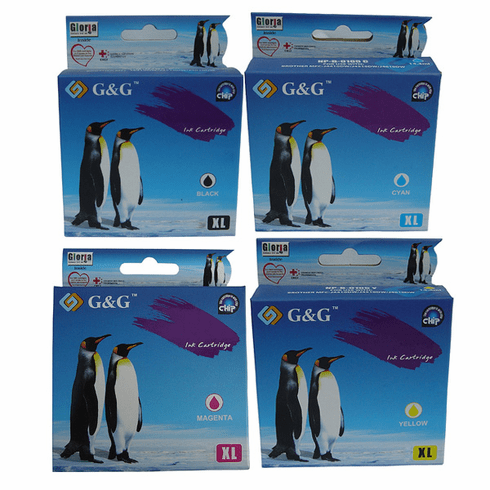 4 packs Brother LC-103 LC103 Ink Cartridges, Any color combination