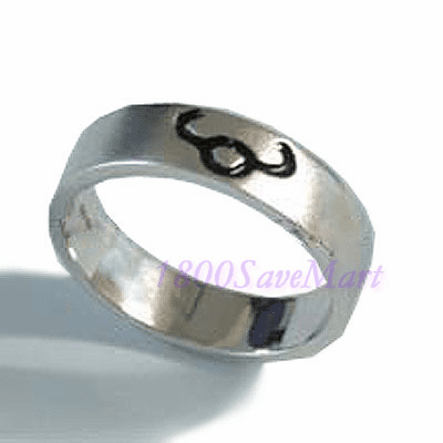 Aries Zodiac Sign Sterling Silver Ring-7 RJ238
