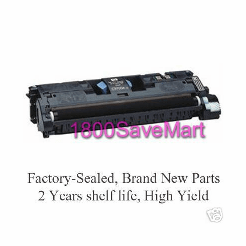 Brand New HP C9700A Premium Compatible Toner Cartridge, FREE SHIPPING