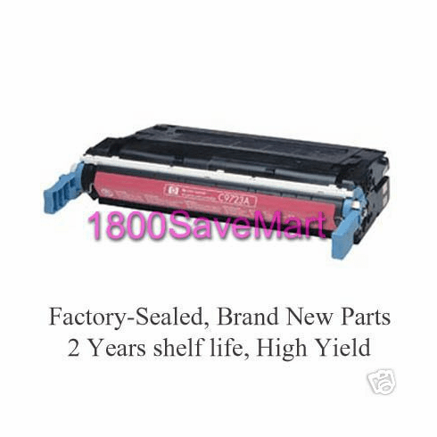 Brand New HP C9723A Premium Compatible Toner Cartridge, FREE SHIPPING