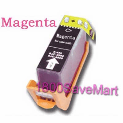 Brand New Premium Canon BCI-1001M BCI-1001 Compatible Cartridge - Magenta