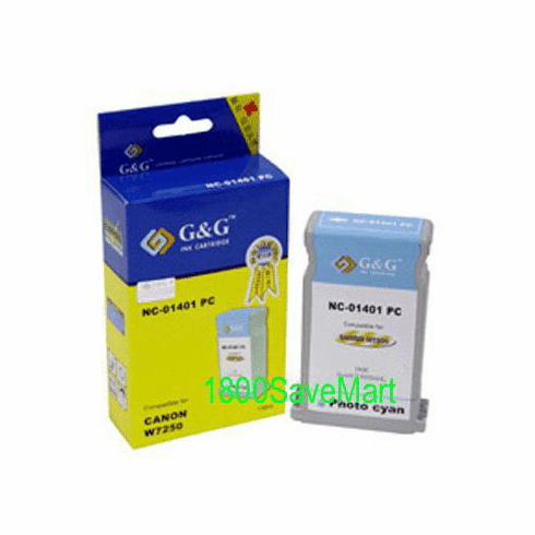 Brand New Premium Canon BCI-1401LC BCI-1401 Compatible Cartridge - Light Cyan