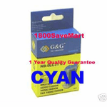 Brother LC02C Compatible Cartridge - CYAN