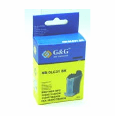 Brother LC31BK Compatible Cartridge - BLACK