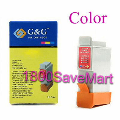Canon BCI-24C Compatible Cartridge - COLOR