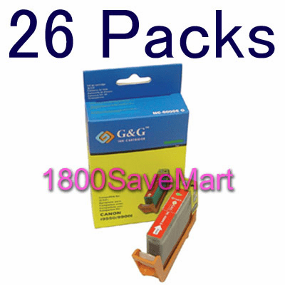 Canon BCI-6 Value Pack - Up to 26 Cartridges, Buy 3 Get 1 Free
