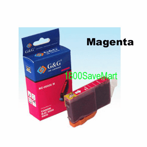 Canon BCI-8M Compatible Cartridge - MAGENTA, Buy 3 Get 1 Free, Buy 5 Get 2 Free