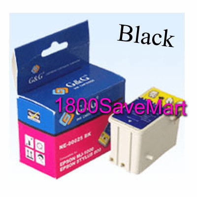 Epson S020025 Compatible Cartridge - BLACK