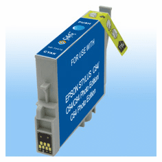 Epson T047220 Compatible Cartridge - CYAN