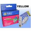 Epson T059420 Compatible Cartridge For R2400 - YELLOW