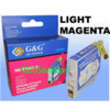 Epson T059620 Compatible Cartridge For R2400 - Light Magenta