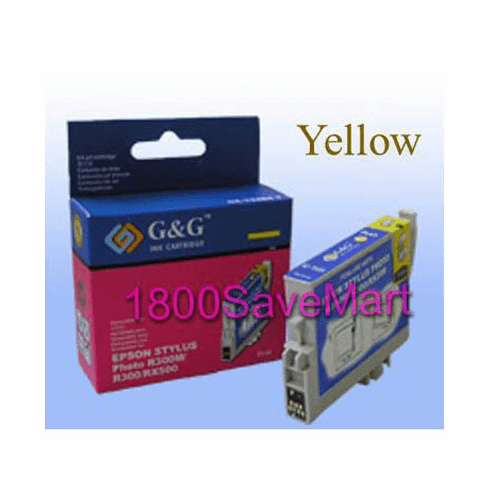 Epson T069420 Compatible Cartridge - Yellow