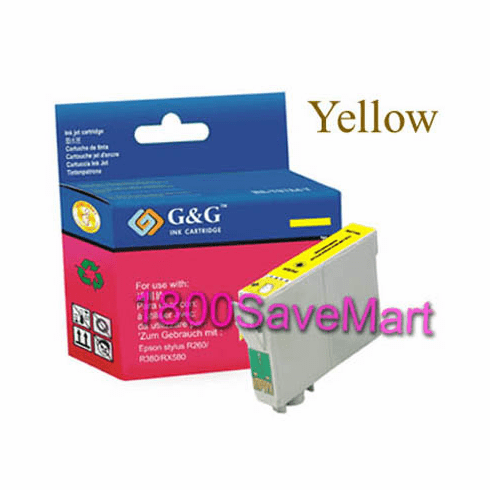 Epson T077420 Compatible Cartridge - Yellow, Buy 3 Get 1 Free, Buy 5 Get 2 Free