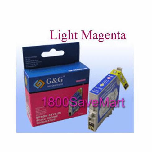 Epson T078620 Compatible Cartridge - Light Magenta