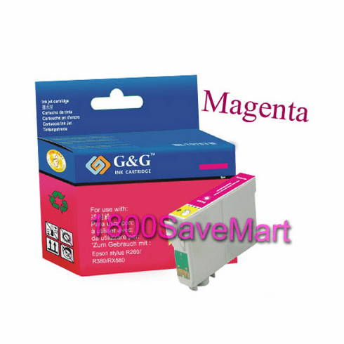 Epson T079320, T0793 Compatible Cartridge - Magenta