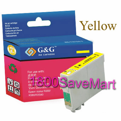 Epson T079420, T0794 Compatible Cartridge - Yellow