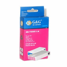 Epson T559620 Compatible Cartridge For RX700 - Light Magenta