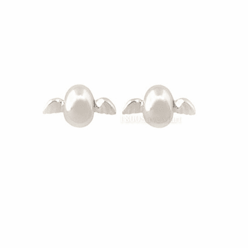 Exquisite Eggs Sterling Silver Earring EJAI