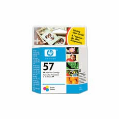 Genuine OEM HP Inkjet cartridge For HP C6657D C6657 HP #57 HP57