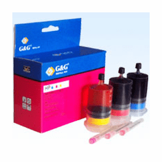 HP InkJet Refill Kit for HP 51649A , 51625A --- COLOR, Buy 3 Get 1 Free, Buy 5 Get 2 Free