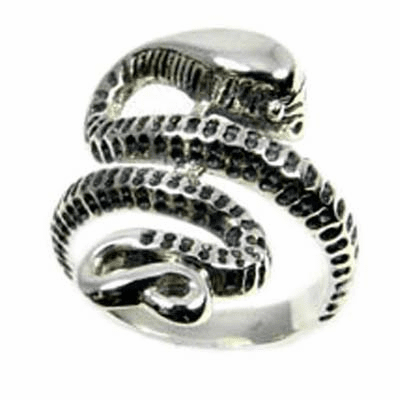 King  Sterling Silver ring