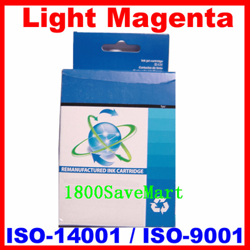 Premium Compatible Cartridge For HP C9429A C9429 HP #85 --- Light Magenta