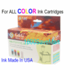 Refill Kits for ALL COLOR Inkjet Cartridges,  4 X 30ml, Buy 3 Get 1 Free, Buy 5 Get 2 Free