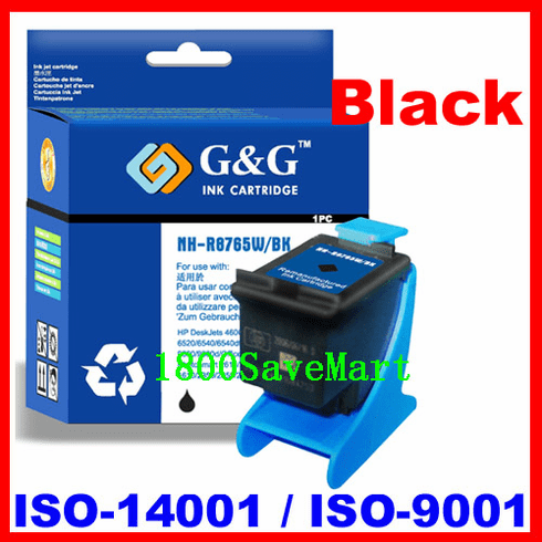 Remanufactured Ink Cartridge For HP C8765WN (No. 94) HP #94-Black