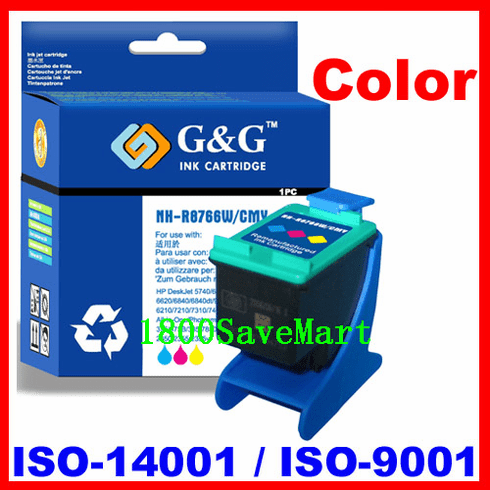 Remanufactured Ink Cartridge For HP C8766WN (No. 95) HP #95-Color