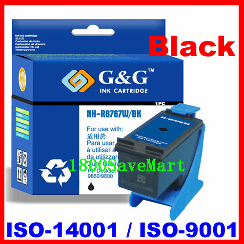 Remanufactured Ink Cartridge For HP C8767WN (No. 96) HP #96-Black