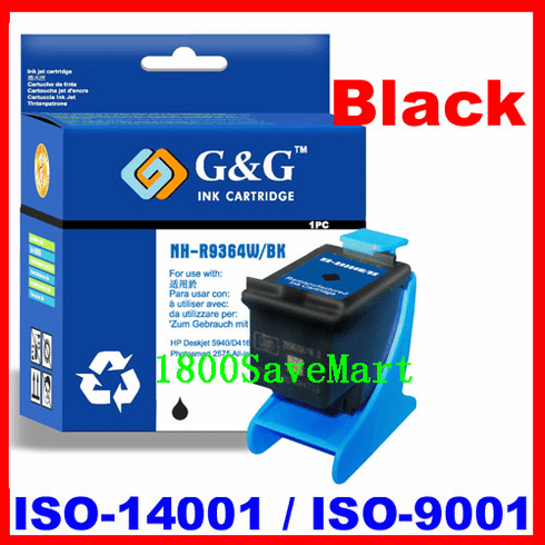 Remanufactured Ink Cartridge For HP C9364WN (No. 98) HP #98-Black