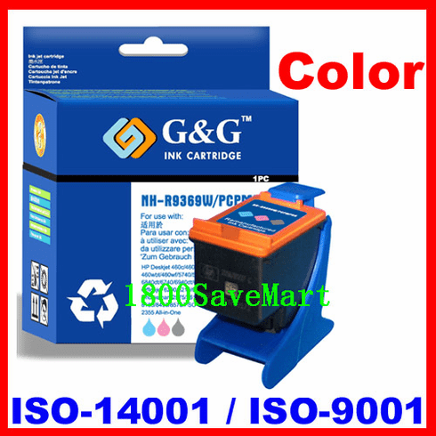Remanufactured Ink Cartridge For HP C9369WN (No. 99) HP #99-PC, PM, PY