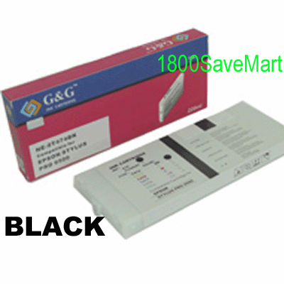 T474011 Ink Cartridge For Epson Pro 9500 --- BLACK