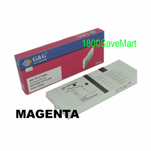 T476011 Ink Cartridge For Epson Pro 9500 --- MAGENTA