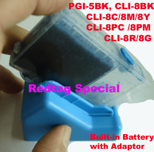 Universal Chip Resetter For Canon PGI-5, CLI-8 Ink Cartridges