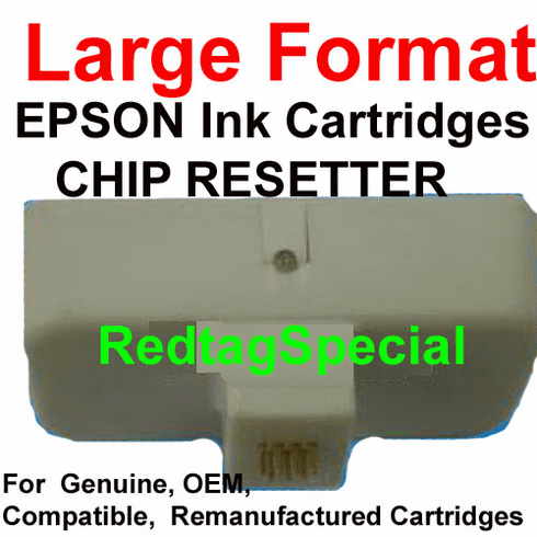 Universal Smart Chip Resetter Tool For Epson Wide-Format Ink Cartridges, except Epson Pro 11880