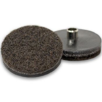 "1-1/4"" Tap In Heavy Duty Felt Pads, 100/pkg"