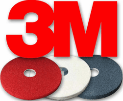 3M Floor Machine Pads