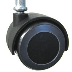 "FlexiFelt Heat Shrink Caster-Cover Sleeve fits 2-1/8"" to 2-3/8"""